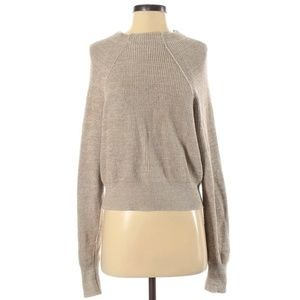 Free People Pullover Ribbed Sweater Size XS